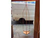 Fairground Chairoplane Hanging Chair