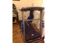 New fitness running machine