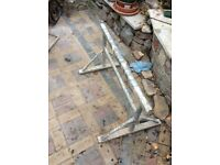 Set of 4 - Size 1 BUILDERS TRESSELS - Excellent Condition.