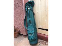 Hawson carry golf bag used