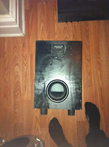Speakers and amplifiers for sale. Separate or all together.