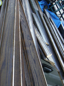 Various Sizes of Used Oak Boards /Crown Molding / Bar Tops Kawartha Lakes Peterborough Area image 4
