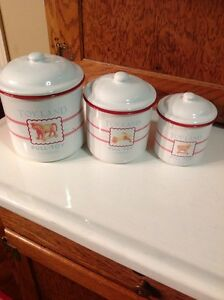 Several sets of canisters and prices, check out my other ads.  Belleville Belleville Area image 7