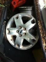 "FORD MAGS - USED FOR 16"" & 17"" TIRES"