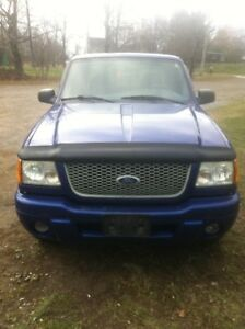 2003 Ford Ranger Coupe (2 door)