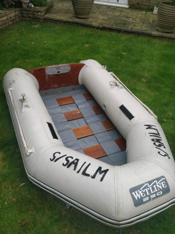 Dinghy Boat and Engine | in Poole, Dorset | Gumtree