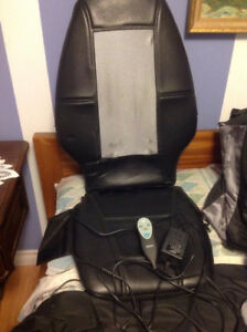 Homedics electric massage chair
