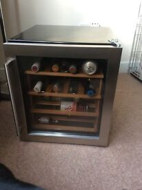Large wine cooler