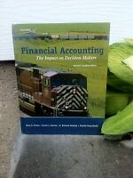 Financial Accounting Textbook. 2nd Canadian Edition