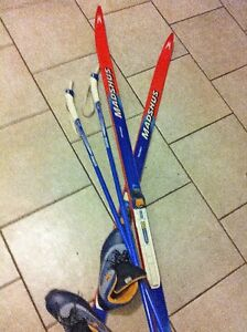 Kids/Youth Cross Country package ready to hit the trails
