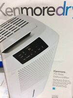 KENMORE (Brand New) 70 Pint Dehumidifier Perfect Condition