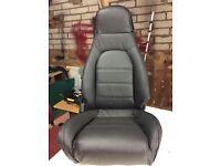 Mazda MX5 mk1 Leather Car Seats