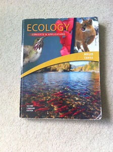 Ecology Concepts and Applications Molles Cahill