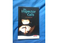 Gcse an inspector calls play text book