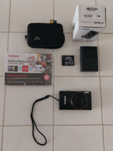 Point and Shoot Canon PowerShot ELPH 360 Camera
