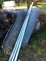 6 foot chainlink fence