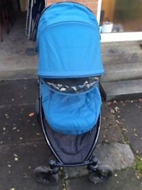 Steelcraft strider by Britax Pram