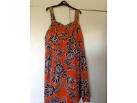 Ladies sun dress