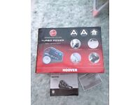 Hoover Turbo Power Pets plus Accessories Nearly Brand New!
