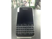 BlackBerry Classic o2 Immaculate Condition - Quick Sale