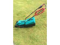 Bosch Rotak 32R lawnmower (can deliver)