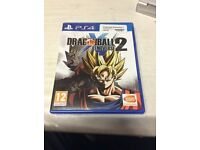 Dragonball Xenoverse 2 - PS4 - MINT CONDITION
