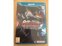Tekken Tag Tournament 2 Nintendo Wii U Edition Game