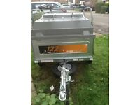 Erde classic 122 trailer (used once)