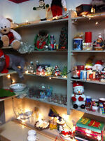 Christmas Corner at CCA!