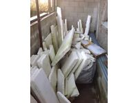 FREE polystyrene 50mm for approx 40 sqr meters