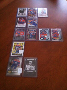 ASSORTED CONNOR MCDAVID CARDS