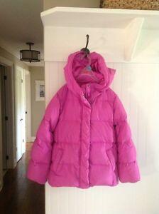 Girls Gap Coat Youth Size 8