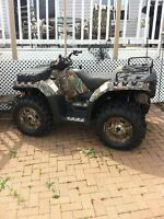 2013 Polaris Sportsman 850 Browning Edition /POWER STEERING