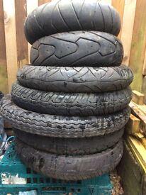 Motocross pit bike motorcycle tyres