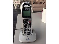 BT big button cordless phone with answering machine