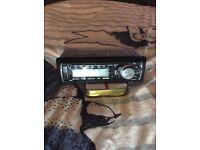 Car stereo Bluetooth, usb, radio, aux (non cd) £20