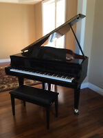 Yamaha GB1 grand piano - perfect condition