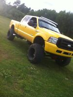 Lifted 2006 ford f250
