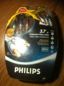 Philips Component Video Cable