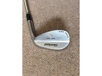 Cleveland Golf 588 RTX 54 Sand Wedge 8 dot bounce 56 deg