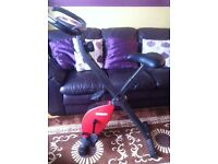 Pro Fitness exercise bike/ home trainer
