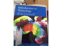 Toxicology textbook