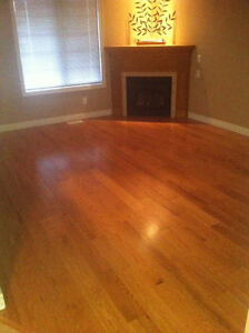 Hardwood and Laminate Flooring Installation, Doors and Trim