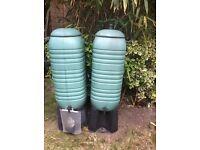 Water butts / garden water savers