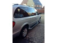 Wanted mechanic to repair 3.3 grand voyager