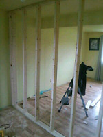 Drywall mudder and taper