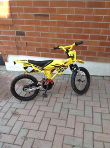 kids Hyper Moto bike