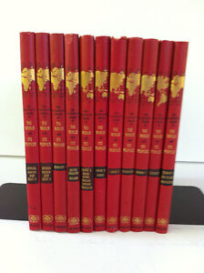 The Illustrated Library of The World and Its Peoples 11 Volumes Peterborough Peterborough Area image 2