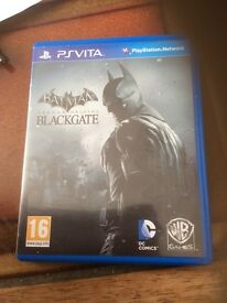 BATMAN Arkham Origins: Blackgate Playstation Vita
