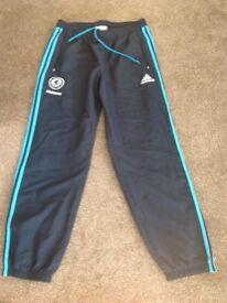 Chelsea FC tracksuit pants